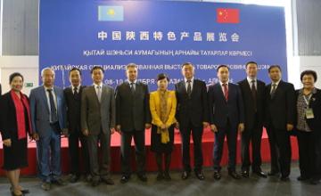 Ряд компаний Казахстана и Китая договорились о сотрудничестве в сфере сельского хозяйства