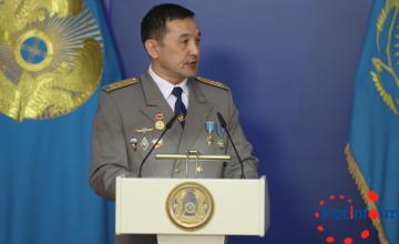 А. Аимбетов провел мониторинг Аральского и Каспийского морей в ходе полета в космос