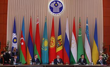 Казахстан передал председательство в СНГ Кыргызстану (ФОТО)