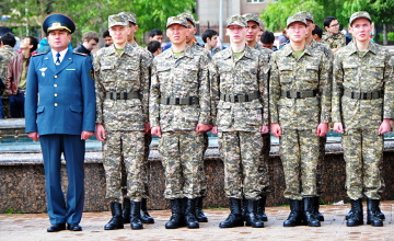 Казахстанские призывники стали меньше уклоняться от воинской службы