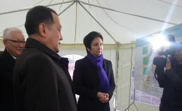 В Петропавловске откроется Дворец спорта с ледовой ареной