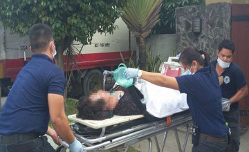 Chinese diplomats shot dead in Philippines restaurant attack