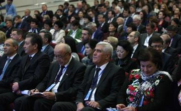 Олжас Шинтаев из Шымкента получил премию СНГ