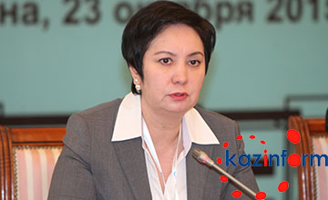 There is a need to clearly define tasks of the new stage in human development – State Sec Abdykalikova