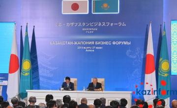 В Казахстане будут собирать обновленную модель «Тойоты» - Н.Назарбаев