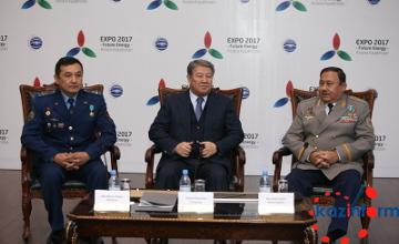 Aıdyn  Aıymbetov  «EKSPO-2017» kórmesiniń elshisi atandy
