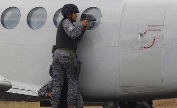 Saudi Prince arrested on private plane with 2 tons of drugs
