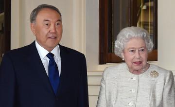 ІІ Елизавета патшайым Н.Назарбаевтың Лондонға ресми сапарының қорытындыларына жоғары баға берді (ФОТО)