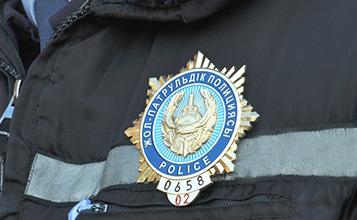Алматы полициясы үш баласымен далада қалған келіншекті уақытша баспанаға орналастырды