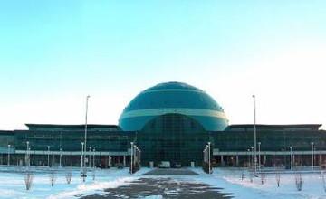 Аэропорт Астаны перешел на весенне-летнее расписание