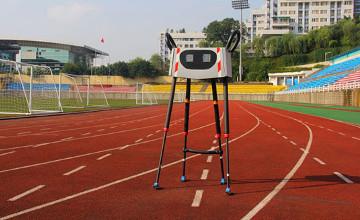 Қытайда жасалған робот Гиннестің рекордын жаңартты (ВИДЕО)