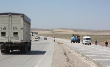 В 2016 году начнется строительство автотрассы Атырау-Астрахань
