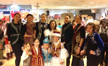Kazakhstan participated in NATO Charity Bazaar in Brussels