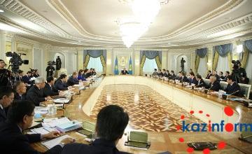 ЭКСПО құрылысынан 78 млрд. теңге үнемдеген  А.Есімов Елбасының алғысына бөленді