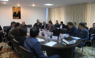 Development of public control system discussed in Kazakhstan