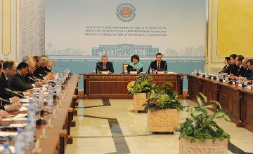 А. Волков: Вступление Казахстана в ВТО даст мощный импульс экономическому развитию страны (ФОТО)