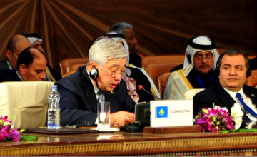 Kazakhstan and Iran to enhance political and economic cooperation