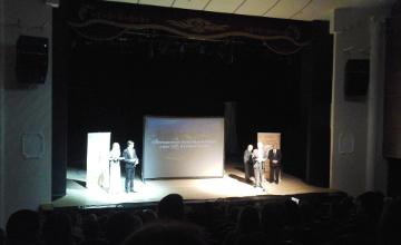 Акмолинские актеры приняли участие в театральном форуме стран СНГ, Балтии и Грузии (ФОТО)