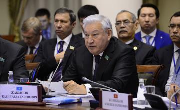 К.Джакупов: СНГ - важная политическая площадка многостороннего сотрудничества