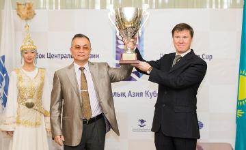 Cборная Казахстана завоевала Кубок Центральной Азии по шахматам