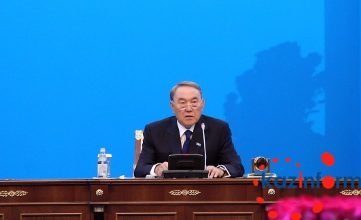 Kazakhstan in a New Global Reality: Growth. Reforms. Development - State of the Nation Address by President Nursultan Nazarbayev