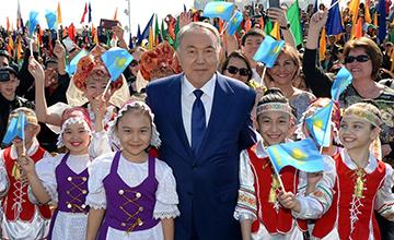 Казахстан отмечает День Первого Президента РК
