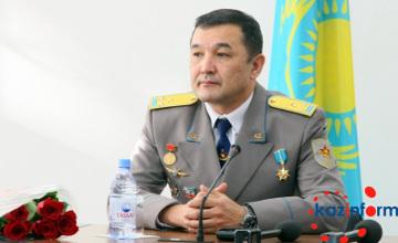 Айдын Айымбетов «Алматы облысының Құрметті азаматы» атанды