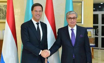 M. Rutte: Transfer of advanced technologies is critical for development of Kashagan