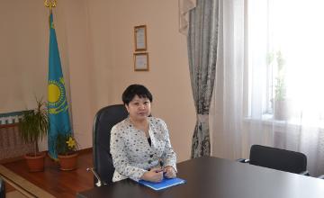 Государство создает инвалидам равные возможности для жизни и интеграции в общество - Г.Тыналина