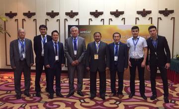 Делегация Казкосмоса принимает участие в 22-й сессии APRSAF (ФОТО)