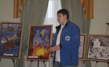 Members of Kara Expeditions project visited Petropavlovsk (PHOTOS)