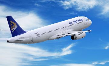Эйр Астана получила разрешение на выполнение регулярных рейсов в Москву