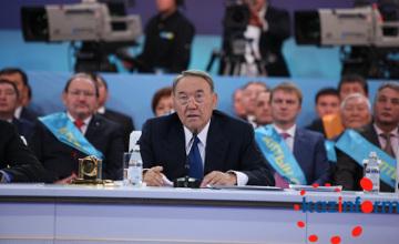 纳扎尔巴耶夫总统启动阿拉木图州新建制药厂