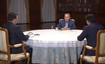 纳扎尔巴耶夫:政府将在近期开始实施具体改革措施