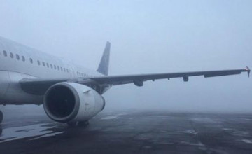 В аэропортах Алматы и Астаны из-за непогоды задержаны рейсы
