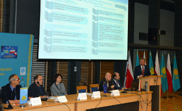 Conference «Kazakhstan and Poland: Cooperation platform and challenges of modern world» held in Warsaw