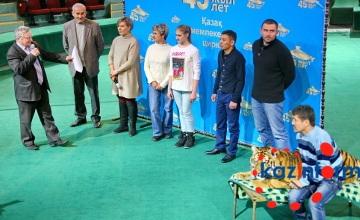 Казгосцирк представил российско-казахстанское шоу «Новогоднее сафари»  (ФОТО)