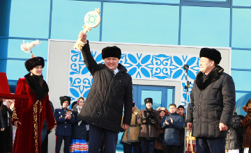 House of Friendship opened in Karaganda (PHOTO)
