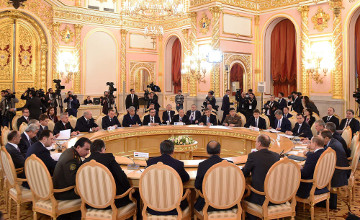CSTO Collective Security Council meeting kicks off in Moscow