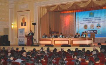 Baku hosts conference to mark 550th anniversary of the Kazakh Khanate and 170th anniversary of Abai (PHOTO)