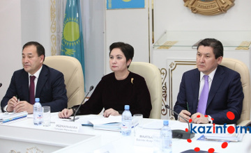 Astana summed up the Year of People's Assembly of Kazakhstan (PHOTO)
