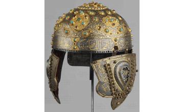 Шлем Александра Невского с надписью из Корана сделан в столице Золотой Орды  - исследователь