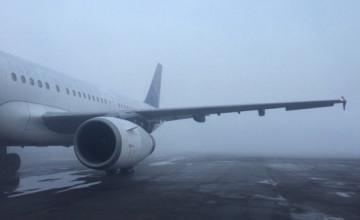 В Астане два авиарейса отменены из-за погодных условий (ВИДЕО)