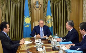 纳扎尔巴耶夫:改革进程中决不允许出现欺上瞒下、人浮于事的行为