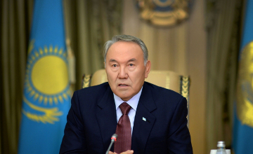 Article by President 'National Plan - Road to Kazakhstan's Dream'