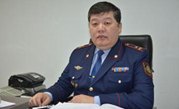 В Атырау руководителем местной полиции назначен Нурым Уразбаев