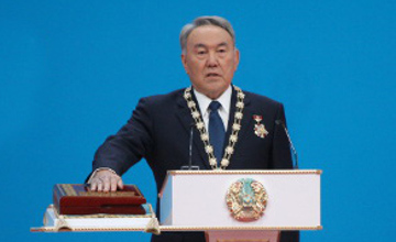 工作纪要:纳扎尔巴耶夫总统的2015年