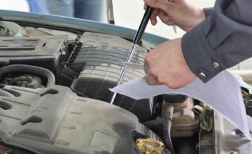 В 2015 году в Казахстане около 12% авто не прошли техосмотр с первого раза