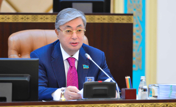Kazakh Senate Speaker chairs session on preparations for 'Religion against terrorism' int'l conference