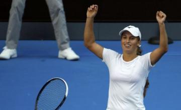 Теннис: Индиан-Уэллс турнирінде Ю.Путинцева мен Я.Шведова екінші айналымға шықты